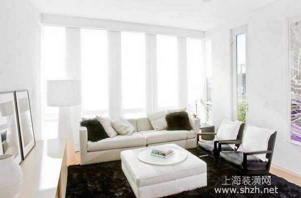 客廳面積小怎么裝修好看?三大小客廳裝修技巧分享