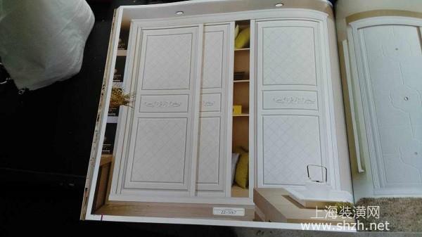 衣柜门板材质选择