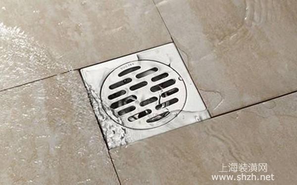 地漏常见的问题及解决办法,地漏安装时有哪些注意事项