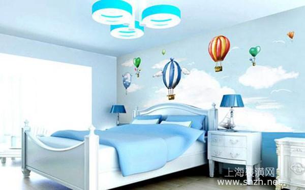 儿童房贴什么墙纸比较好,如何挑选绿色环保儿童房壁纸
