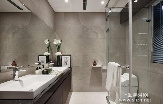 100平米现代风格装修案例,营造恬静清新的氛围