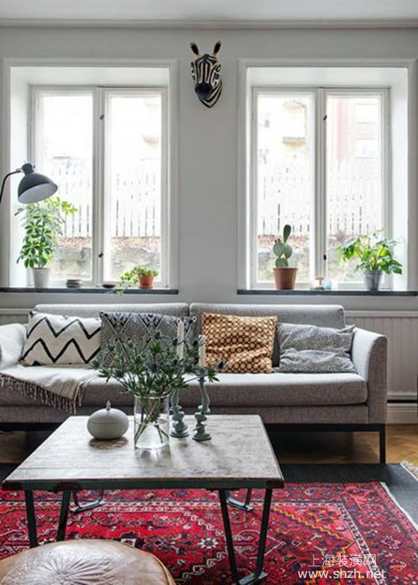 技能get,利用数字3的规则轻松装饰客厅茶几咖啡桌