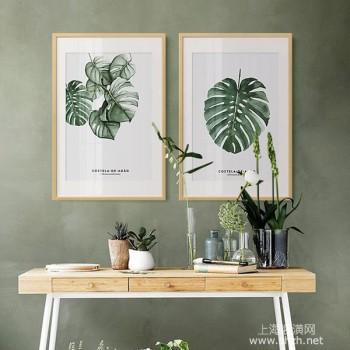 室内装饰用挂画点缀空间,让生活品味提升不止一个层级