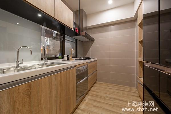无印日系风装修设计案例:打造充满简约质感的家