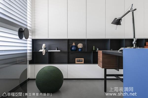经典流行现代简约风装修设计案例:享受随性自主的生活