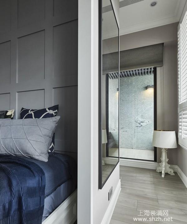 静谧纯白北欧风装修设计:沐浴光影,简单别致的空间环境