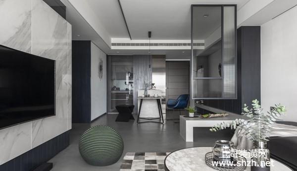简约风格室内装修设计,与混乱生活说再见的空间美学