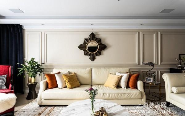 四房两厅新古典风装修设计:谱写华丽乐章,欧式轻奢度假宅