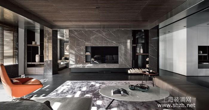 将圆的艺术元素引入室内装修设计中,赋予空间更多想象