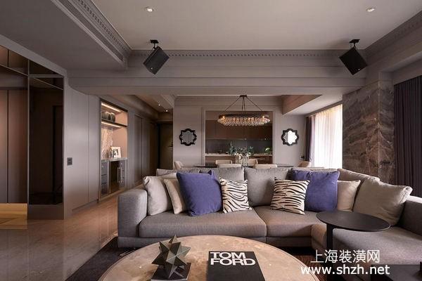 180平米新古典风格老房改造:将生活品味演绎到极致