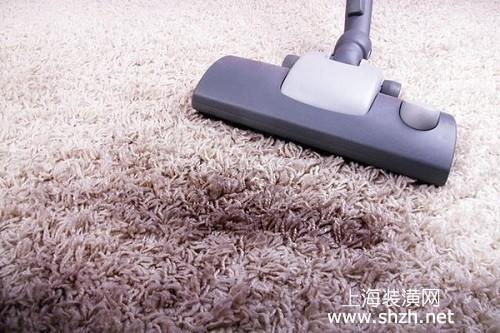 地毯弄脏了如何清洗,地毯污渍去除小技巧分享