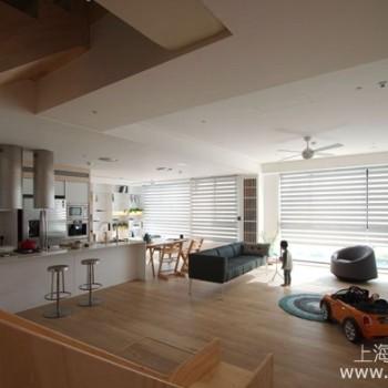 简约风loft公寓装修设计案例:随时享受最舒适的家庭生活