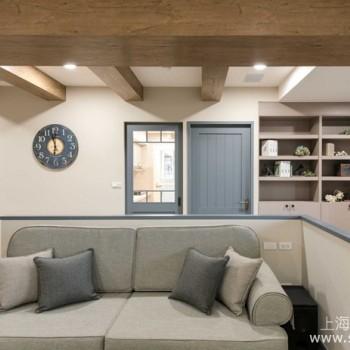 复古简约乡村风老房改造案例:享受岁月静好的优雅生活