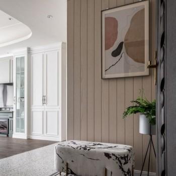 美式田园风格甜美豪宅设计,细节把握特别到位