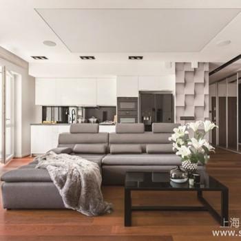 壁纸、墙绘的图案及色彩影响空间感,这样做可为空间增高、显阔