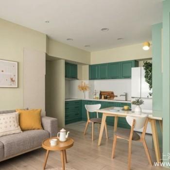 给家里墙壁换种颜色,让空间氛围不再单调还能带来好运气【装修风水】