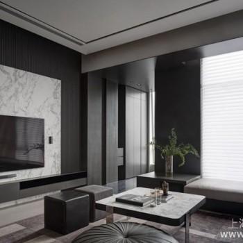现代风格装修设计案例:光影与艺术让每一刻生活都值得回味