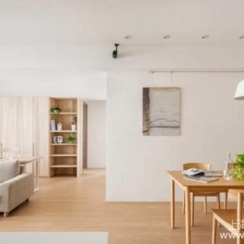 无印风格怎么装潢花钱少:重点要在木作、装饰、家具上省成本