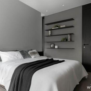 卧室选用什么配色方案可以帮助睡眠?可参考下面这些案例