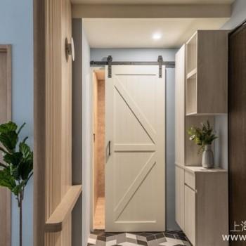 想让空间充满好看时尚的设计感,简单更换门片样式就能实现