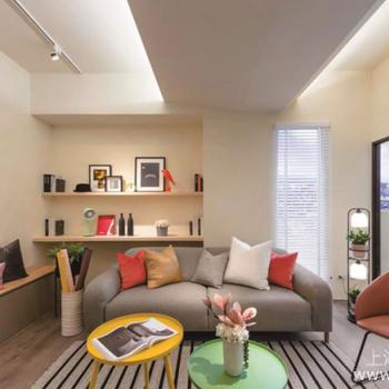 生活就要充满色彩,分享五套配色案例助你营造缤纷唯美居家空间