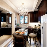 别墅厨房灯具