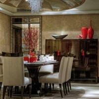 豪华餐厅灯具
