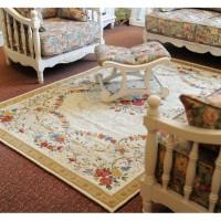 韩式田园客厅沙发地毯