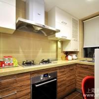 10万装54平两室一厅精致厨房