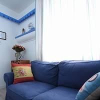 42平地中海风情浪漫家沙发