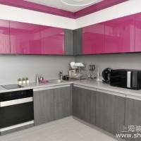 现代小户型公寓厨房设计案例欣赏