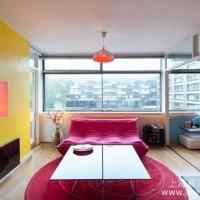 明显色彩客厅设计效果图