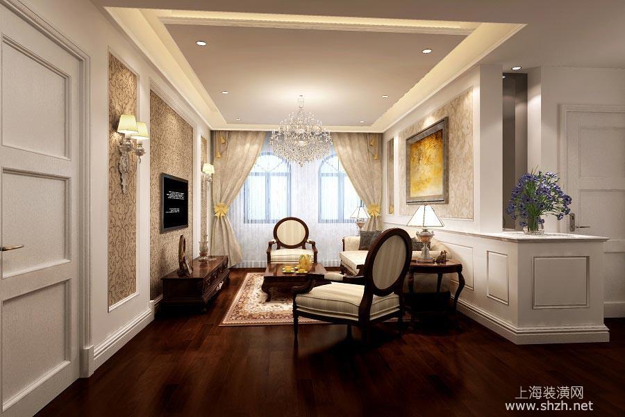美兰湖中华园新古典风格案例欣赏